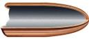 PPU full metal jacket round nose bullet