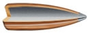 PPU Pointed soft point bullet