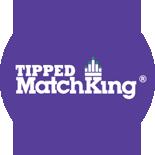 Tipped Matchking Logo