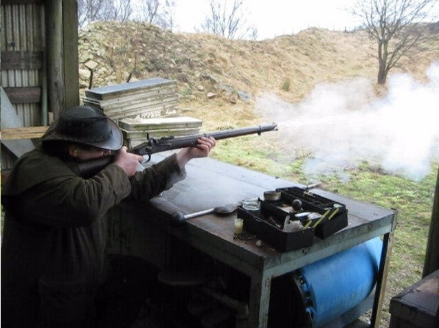 CBNT shooting club Yorkshire
