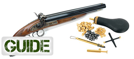 beginners guide to muzzleloading