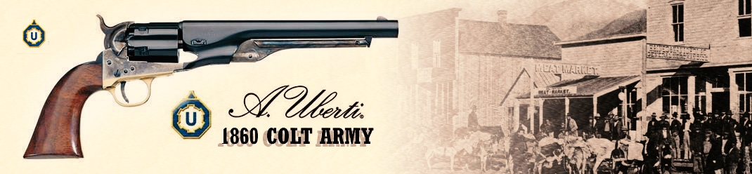 Reproduction Uberti Colt 1860