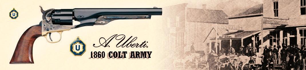 Reproduction Uberti Colt 1860